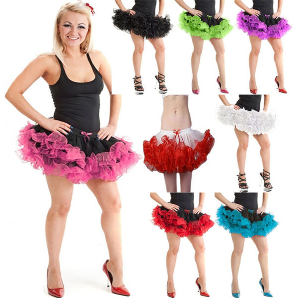 Main Ruffle TUTU Skirt