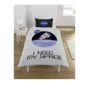 Official NASA Astronaut Space Print Bedding