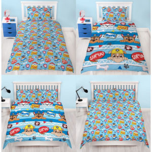 Paw Patrol Peek Reversible Bedding