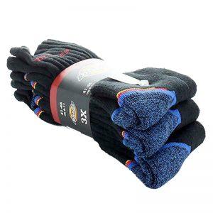Dickies Heavy Duty Socks 3 Pairs