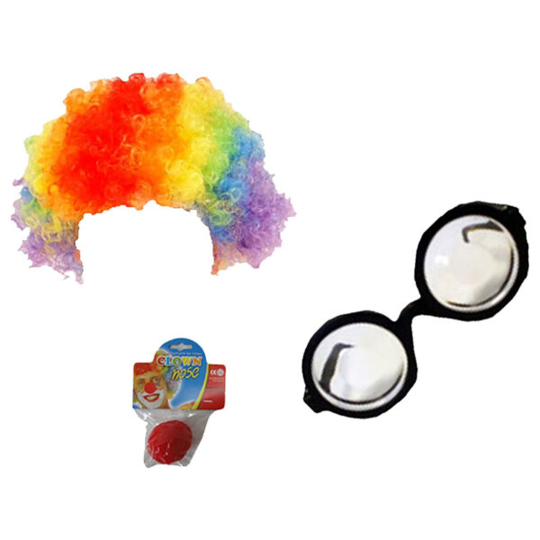 Clown Accessory Set