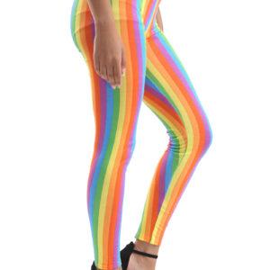 Rainbow Stripes Leggings