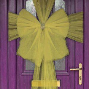 Eleganza Door Bow