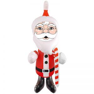 Inflatable Santa 67cm