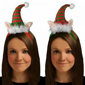 Luxury ELF Headband Assorted