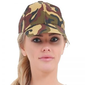 Army Camouflage Hat