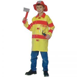 Childrens Fireman Costume