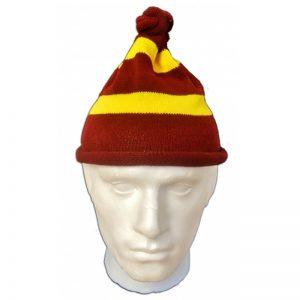 Maroon & Yellow Gryffindor Hat