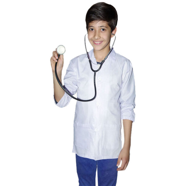 Children Doctor Coat for boys and girls Halloween costumes dress up