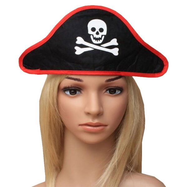 Pirate Hat On A Headband