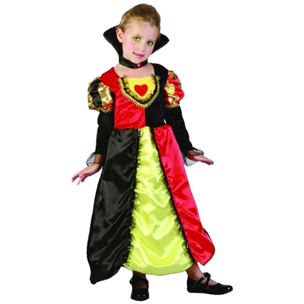 Queen Of Heart Costume