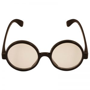 Wizard Glasses With Clear Lens