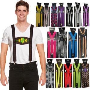 Unisex Suspenders Braces