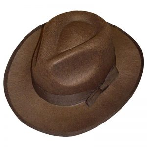 Explorer Fedora Hat