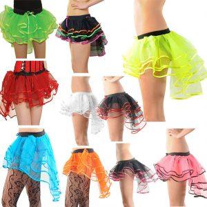 3 Layers Burlesque TUTU Skirt