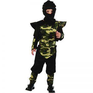 Ninja Toddler Costume