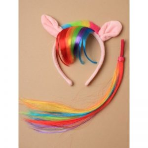 Rainbow Pony Set 2Pcs