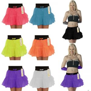 2 Layers TuTu Skirt