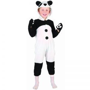 Sweet Panda Toddler Costume