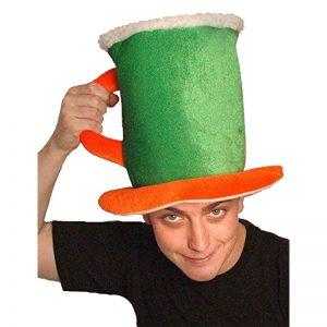 St. Patrick Day Tankard Hat