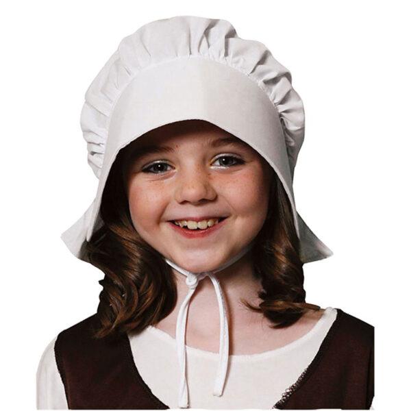 Child Victorian Bonnet Hat