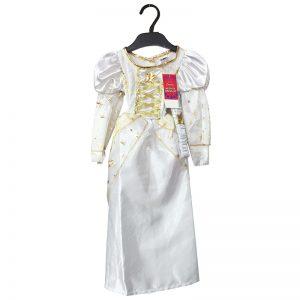 White Angel Child Costume