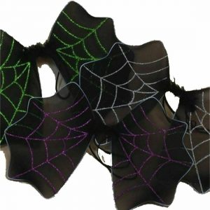 Halloween Bat Wings With Glitter