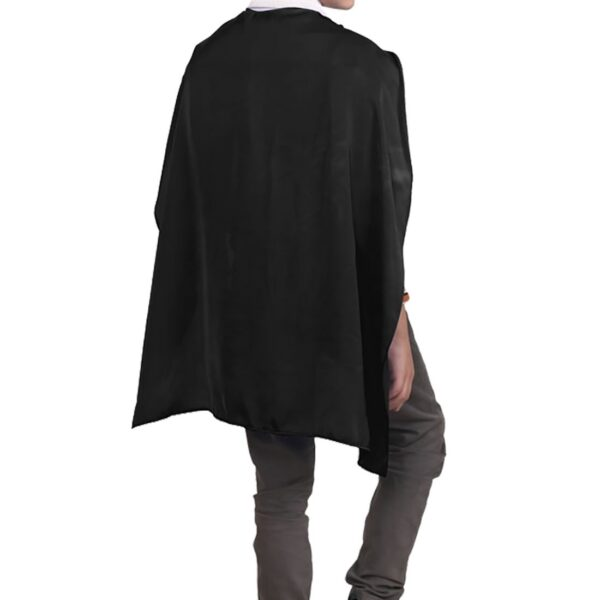 Black Child Satin Cape