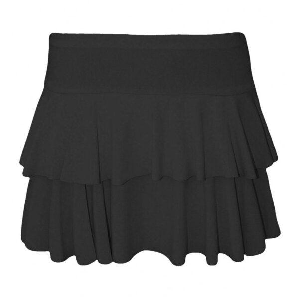 Black RARA Skirt