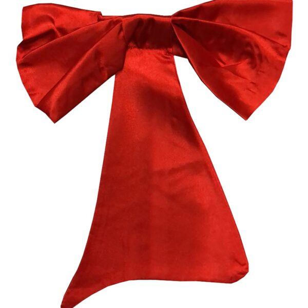 Red Crazy Bow Tie