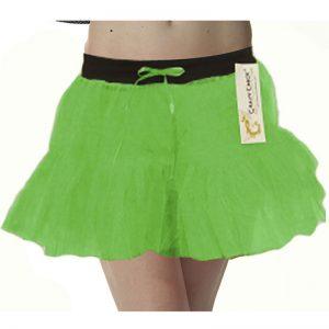 2 Layers Green TUTU Skirt