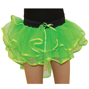3 Layers Green Burlesque...