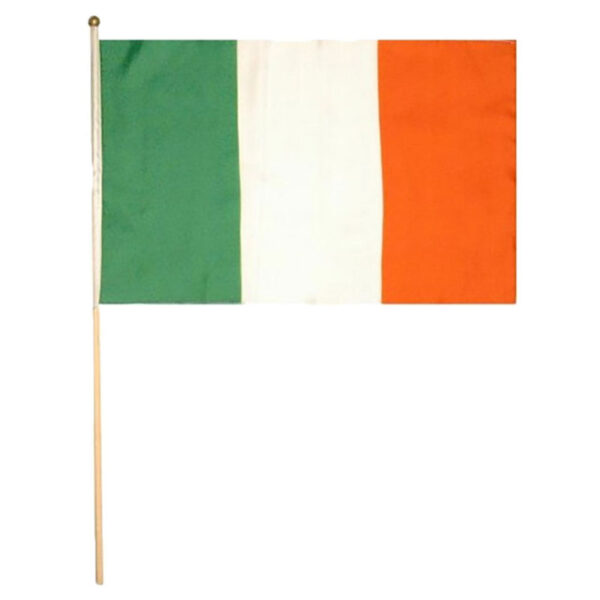 Fabric Irish Flag