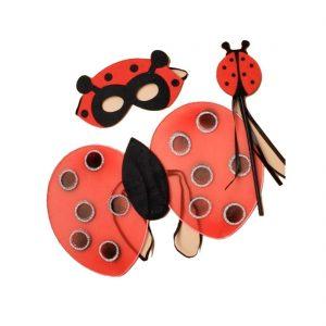 Children Ladybird Bumble Bee Dressing Up Set