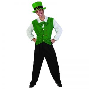 Saint Patrick Men Costume