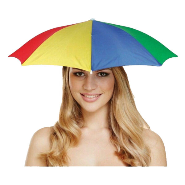 Umbrella Hat 1