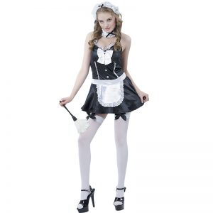 You Called Sir! Maid Costume