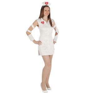 Heartbeat Nurse Costume