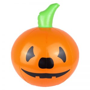 Blow Up Inflatable Pumpkin 35cm Toy