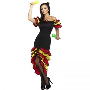 Rumba Woman Costume