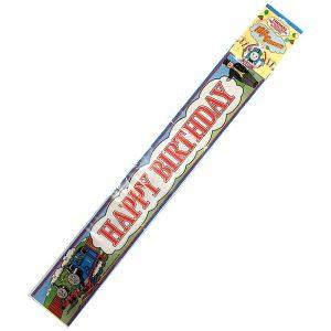 Happy Birthday Party Banner 12 Feet