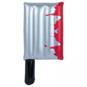 Inflatable Bloody Cleaver 40cm