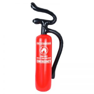 Inflatable Fire Extinguisher Blow Up Toys