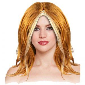 Rocker Tina And Ginger Wig