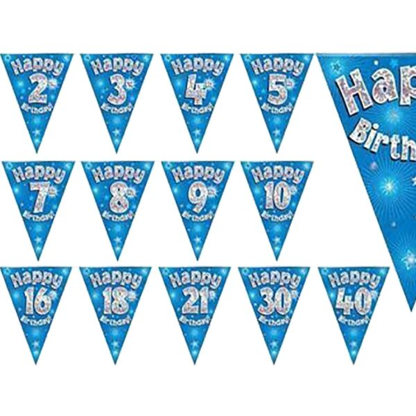 Main Birthday Bunting
