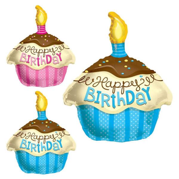 Main Cupcake Balloon