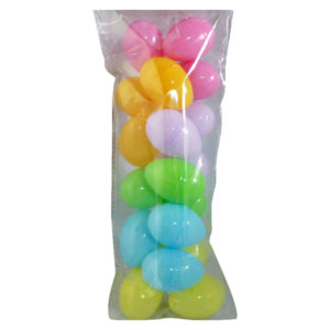 Multicolored Egg Pack Of 18
