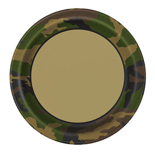 Camouflage Plates