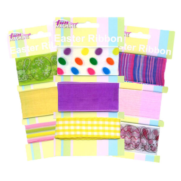 Assorted Easter Bonnet Ribbons