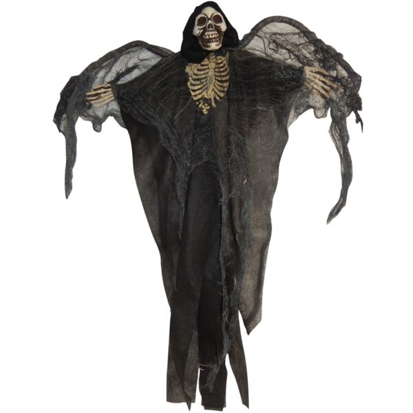 Flying Reaper 60cm for Halloween Carnival Party Toys and Decorations
